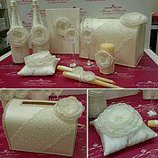 Свадебный салон ручной работы. Ярмарка Мастеров - ручная работа Коллекция Шелк. Handmade.