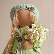 Куклы и игрушки ручной работы. Ярмарка Мастеров - ручная работа Fleur. Handmade.