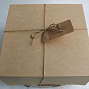 """Косметика ручной работы. Ярмарка Мастеров - ручная работа Набор мыла """" Подарочный"""".. Handmade."""
