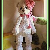 """Куклы и игрушки ручной работы. Ярмарка Мастеров - ручная работа Мишка """"Грустный мишка"""". Handmade."""