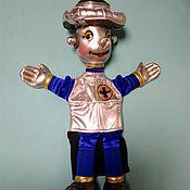 Куклы и игрушки handmade. Livemaster - original item Samodelkin. Glove puppets. Handmade.