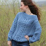 Одежда handmade. Livemaster - original item Sweater based on