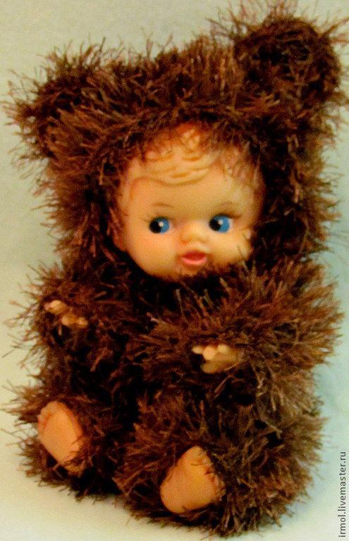 Игрушки животные, ручной работы. Ярмарка Мастеров - ручная работа. Купить Куклы-зверушки. Handmade. Пупс, кукла, зверюшки