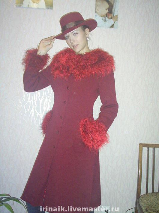"""Верхняя одежда ручной работы. Ярмарка Мастеров - ручная работа. Купить Пальто """"Леди Элегантность"""". Handmade. Пальто, повседневное, кашемир"""
