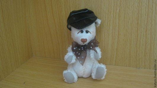 Мишки Тедди ручной работы. Ярмарка Мастеров - ручная работа. Купить Медовухин ладошечный мишка. Handmade. Бежевый, синтепух
