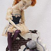 """Куклы и игрушки ручной работы. Ярмарка Мастеров - ручная работа """"Двое из Шапито - Поддержка друга"""". Handmade."""