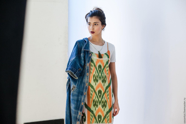 Платья ручной работы. Ярмарка Мастеров - ручная работа. Купить 30% Шёлковое платье в бельевом стиле. Handmade. Платье