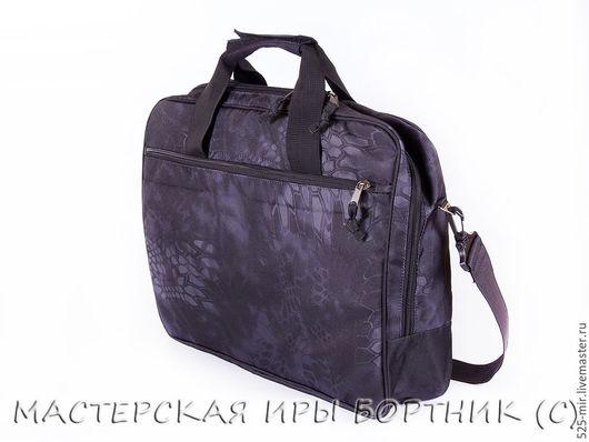 Мужские сумки ручной работы. Ярмарка Мастеров - ручная работа. Купить Купить Сумка для художественных работ А3 5 отделений. Handmade.