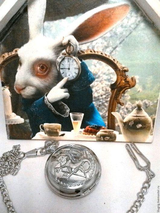 """Часы ручной работы. Ярмарка Мастеров - ручная работа. Купить Часы карманные """"Стальной алхимик"""". Handmade. Часы, японский стиль"""