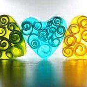 """Косметика ручной работы. Ярмарка Мастеров - ручная работа Мыло """"Ароматное сердце"""". Handmade."""