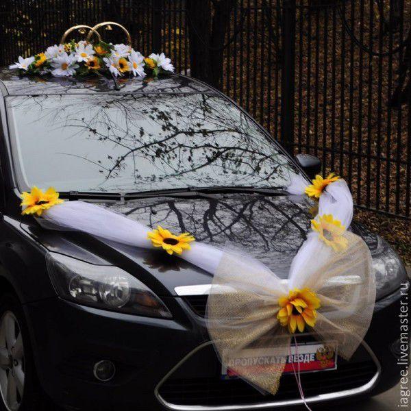 Украшения машины для свадьбПупсПрически на каждый день