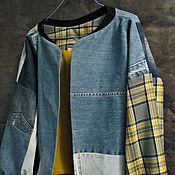Одежда handmade. Livemaster - original item bomber. Handmade.