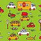Covers handmade. Order Cover for avtodokumentov 'Traffic'. Crowhouse. Livemaster. Green, original gift, pvc