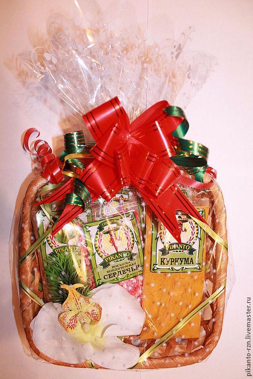 Персональные подарки ручной работы. Ярмарка Мастеров - ручная работа. Купить Подарочный набор из специй №1. Handmade. Подарок
