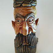 """Для дома и интерьера handmade. Livemaster - original item """"Мудрец"""" - декоративная фигура для украшения интерьера.. Handmade."""