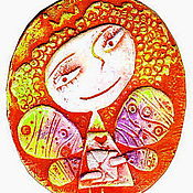 Сувениры и подарки ручной работы. Ярмарка Мастеров - ручная работа КРЫЛЫШКИ, серия магнитов. Handmade.