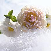 Украшения ручной работы. Ярмарка Мастеров - ручная работа Свадебный комплект.. Handmade.