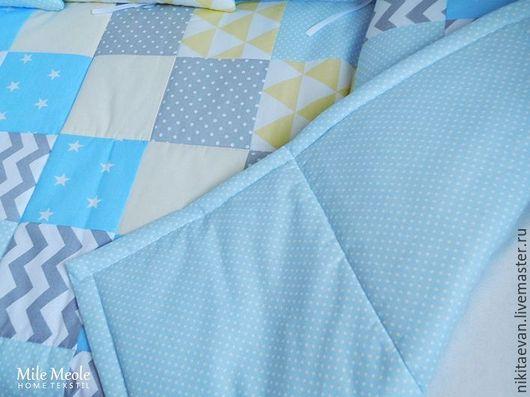 Пледы и одеяла ручной работы. Ярмарка Мастеров - ручная работа. Купить детское одеяло, покрывало. Handmade. Одеяло детское