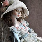 Куклы и игрушки ручной работы. Ярмарка Мастеров - ручная работа Коллекционная кукла Агния. Handmade.