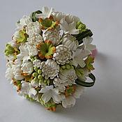 Цветы и флористика ручной работы. Ярмарка Мастеров - ручная работа Букет тропический. Handmade.