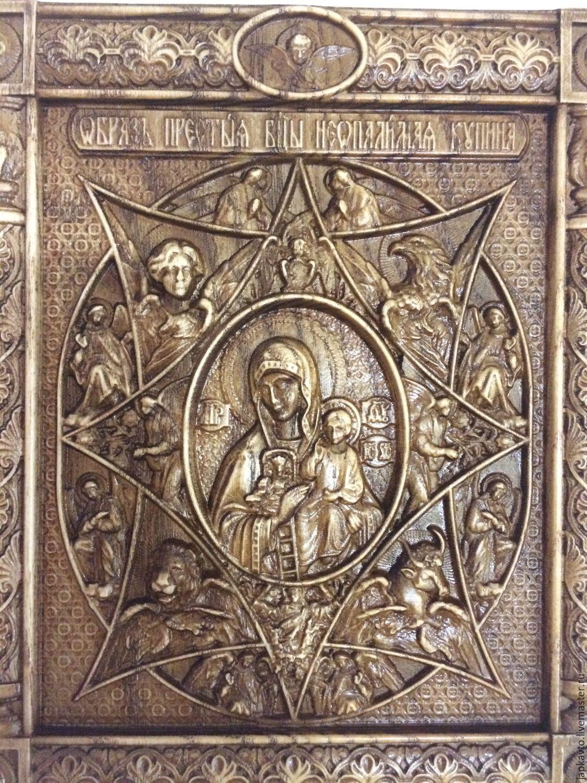 Икона Неопалимая Купина, Иконы, Невинномысск,  Фото №1