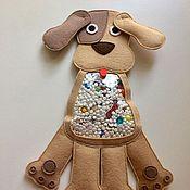 Куклы и игрушки handmade. Livemaster - original item Isoloci felt