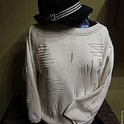 """Одежда ручной работы. Ярмарка Мастеров - ручная работа Джемпер """"Бедный бухгалтер"""". Handmade."""