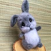 Куклы и игрушки ручной работы. Ярмарка Мастеров - ручная работа Малыш кроль). Handmade.