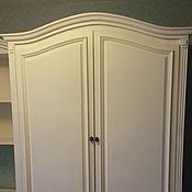 Для дома и интерьера handmade. Livemaster - original item 103. The white wardrobe.. Handmade.