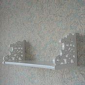 Для дома и интерьера ручной работы. Ярмарка Мастеров - ручная работа Полка Юлия. Handmade.