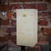 Сувениры и подарки handmade. Livemaster - original item Hard case made of plywood. Handmade.
