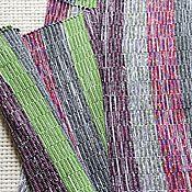Для дома и интерьера ручной работы. Ярмарка Мастеров - ручная работа Половик ручного ткачества (№ 196). Handmade.