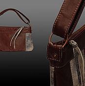 Классическая сумка ручной работы. Ярмарка Мастеров - ручная работа balagura . Handmade.