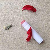 handmade. Livemaster - original item lip balm rose. Handmade.