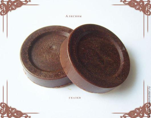Массажные плитки ручной работы. Ярмарка Мастеров - ручная работа. Купить Гидрофильная шоколадная плитка для тела. Handmade. Плитка для тела