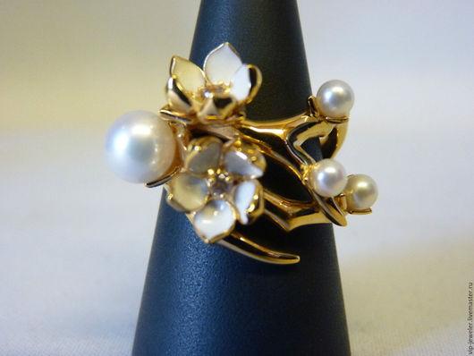 Кольца ручной работы. Ярмарка Мастеров - ручная работа. Купить Кольцо, серьги, кулон Shaun Leane Diamond Cherry. Handmade.