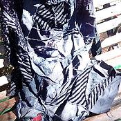 Одежда ручной работы. Ярмарка Мастеров - ручная работа маленькое черное платье СОВСЕМ НЕ ШАНЕЛЬ. Handmade.