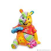 Материалы для творчества handmade. Livemaster - original item Winnie the Pooh silicone mold (3D). Handmade.