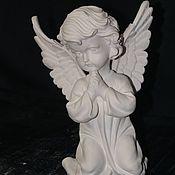 Для дома и интерьера ручной работы. Ярмарка Мастеров - ручная работа Молящийся Ангел. Handmade.