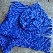 Материалы для творчества handmade. Livemaster - original item Schemes for knitting: Description knitting kit, Midnight. Handmade.