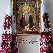 """Свадебный салон ручной работы. Ярмарка Мастеров - ручная работа Рушник """"Православный"""" (на икону, венчальный, свадебный). Handmade."""