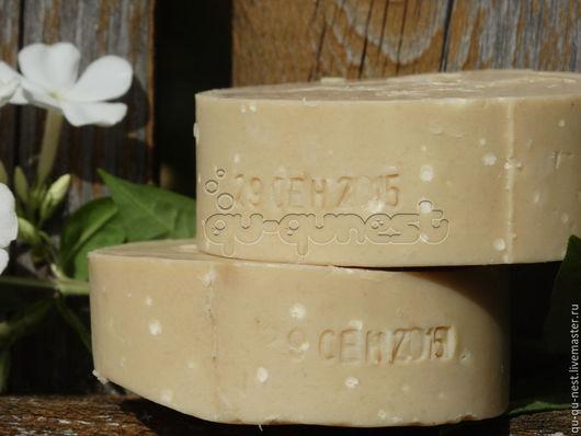 Мыло ручной работы. Ярмарка Мастеров - ручная работа. Купить Молочная кастиль - оливковое мыло на молоке. Handmade. Оливковое мыло