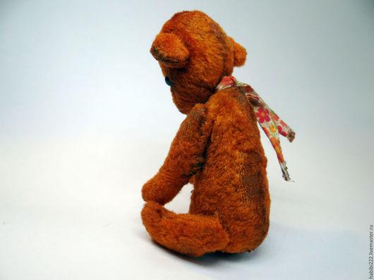 Мишки Тедди ручной работы. Ярмарка Мастеров - ручная работа. Купить Мишка Рыжик. Handmade. Рыжий, игрушка тедди, мулине