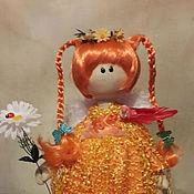 Куклы и пупсы ручной работы. Ярмарка Мастеров - ручная работа Кукла Рыжий Ангел. Handmade.