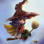 Волшебное помело - Ярмарка Мастеров - ручная работа, handmade