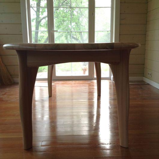 Мебель ручной работы. Ярмарка Мастеров - ручная работа. Купить Стол из лиственницы. Handmade. Мебель, стол из дерева