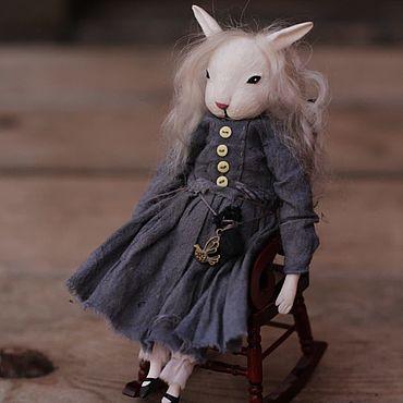 Куклы и игрушки ручной работы. Ярмарка Мастеров - ручная работа Куклы: Алиса.. Handmade.