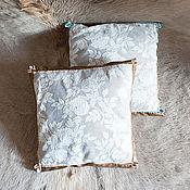 """Для дома и интерьера ручной работы. Ярмарка Мастеров - ручная работа подушки в ретро стиле """"1928 год"""". Handmade."""