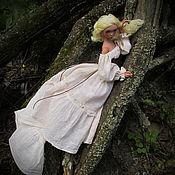 Куклы и игрушки ручной работы. Ярмарка Мастеров - ручная работа Шарнирная кукла , Бжд  Злата. Handmade.