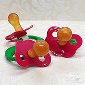 Винтаж handmade. Livemaster - original item Pacifier of the USSR. Handmade.